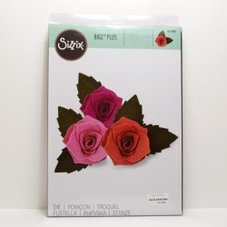 "Fustella BigZ Plus "" ROSE 3D"""