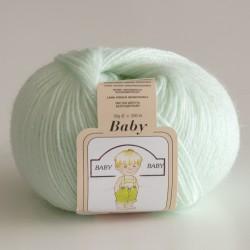 Lana Vergine Baby tinta unita 103