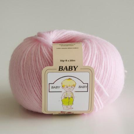 Lana Vergine Baby tinta unita 333