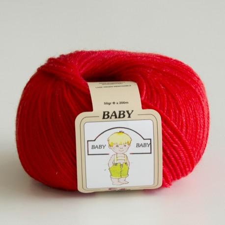 Lana Vergine Baby tinta unita 570