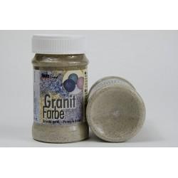 Colore acrilico effetto granito pietra arenaria