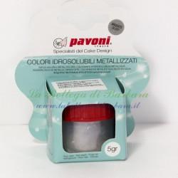 Argento in polvere idrosolubile