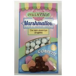 Confetti Maxtris Marshmallow Bianco