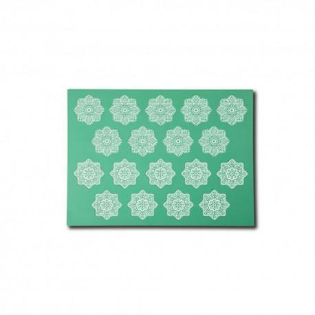 Tappetino in silicone per decorazione TMD02