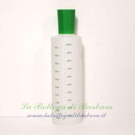 Bottiglia graduata da 1Lt per bagne