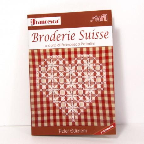 Creare con Francesca Broderie Suisse