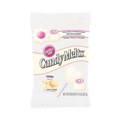 Candy Melts Bianco brillante