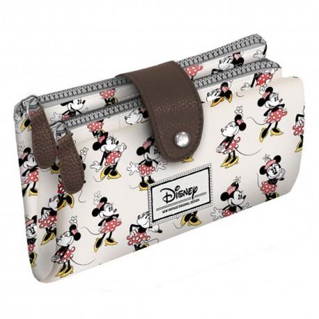 Portafoglio soft Classic Minnie