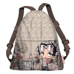 Sacca strap Betty Boop
