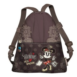 Sacca strap Minnie Mon Amour