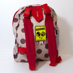 Zaino reversibile Minnie Infantil
