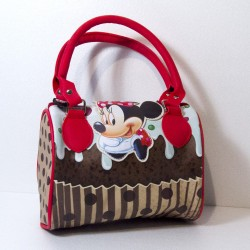 Borsa bauletto Minnie Infantil