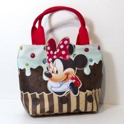 Borsa shopping Minnie Infantil