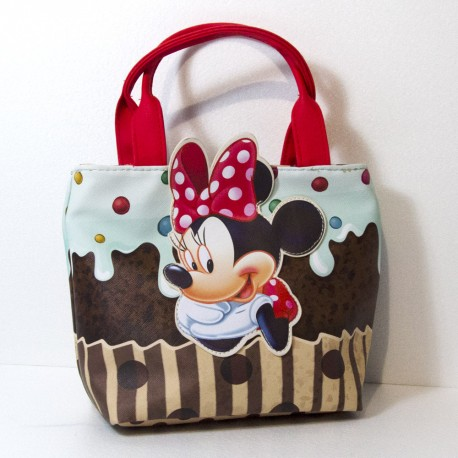 Borsa shopping Minnie Infantil