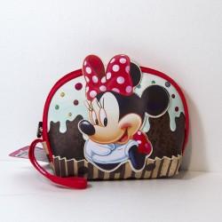Beauty case Minnie Infantil 17x21x4.5Cm