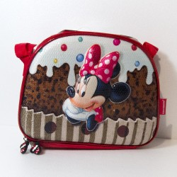Portamerenda 3D Minnie Infantil