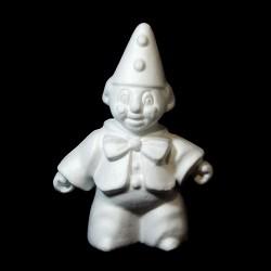 Pierrot di polistirolo 25hCm