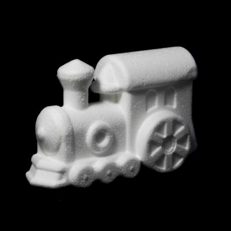 Locomotore di polistirolo