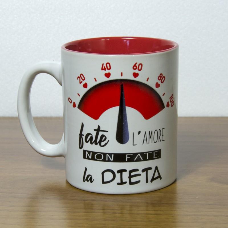 dieta a tazza