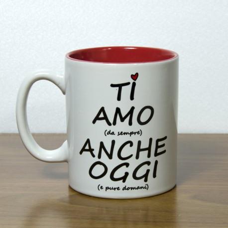 """Tazza """"Fate l'amore..."""""""