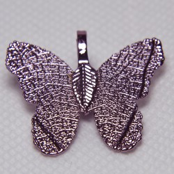 Foglia galvanizzata a farfalla
