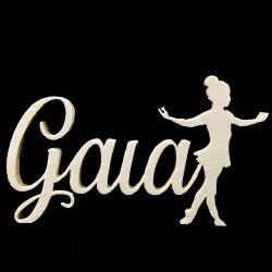 Ballerina con nome