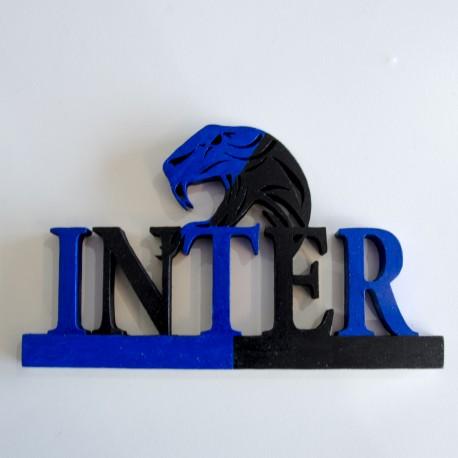 "Scritta ""Inter"""