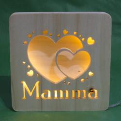 "Light Box ""Mamma"""