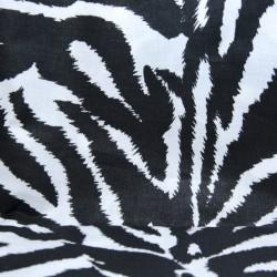 Tessuto Zebrato
