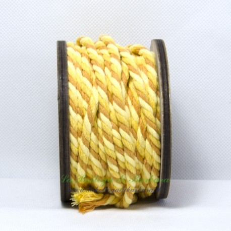Cordone Cotone riciclato