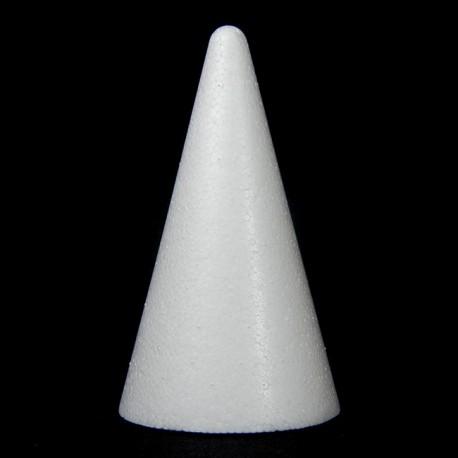 Cono di polistirolo 60mm