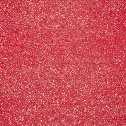 """Feltro glitter """"Rosso scuro"""""""
