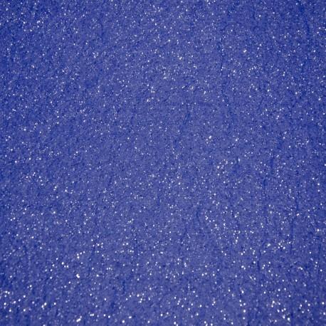 """Feltro glitter """"Blu"""""""