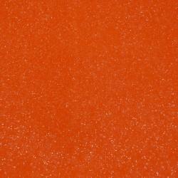"""Feltro glitter """"Arancione"""""""
