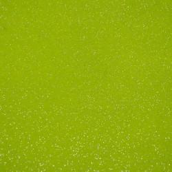 "Feltro glitter ""Verde Pistacchio"""