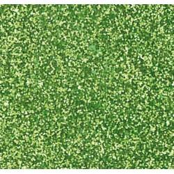 Gomma crepla 2mm 40x60cm verde chiaro glitter