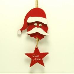 Babbo Natale Stella
