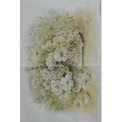 """Carta di riso pittorica """"Serie 10"""""""