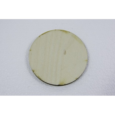 Sagoma disco in legno
