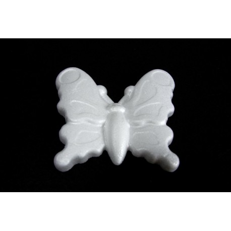 Farfalla in polistirolo