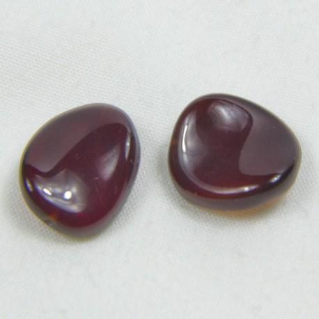 Perla Elica 16x13mm