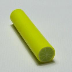 """Barretta di Fimo """"Limone"""""""