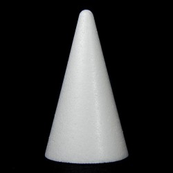 Cono di polistirolo 120mm