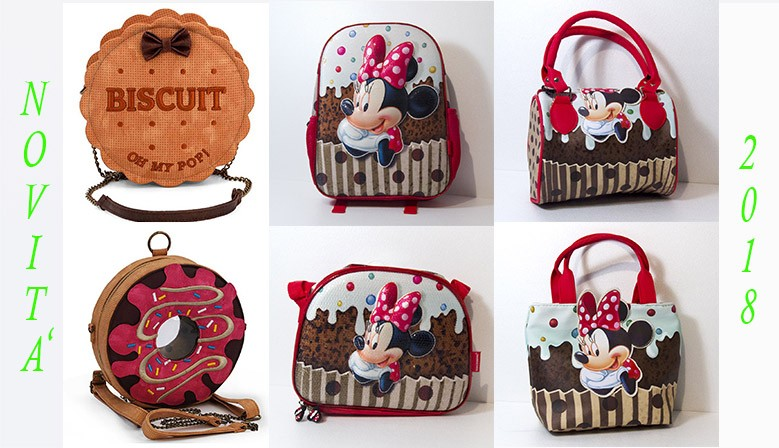 Borse OhMyPop and Minnie Infantil